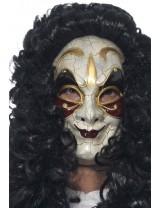 Mens Venetian Masked Highwayman Mask
