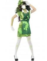 Biohazard Female Costume