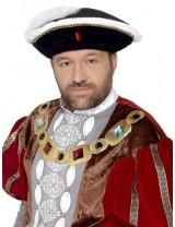 Mens Henry VIII Hat