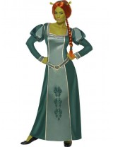 Princess Fiona from Shrek Costume