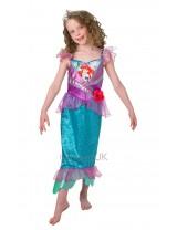 Girls Ariel Shimmer Costume