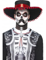 Day of the Dead Senor Bones Make-Up Kit