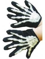 Skeleton Gloves, Child