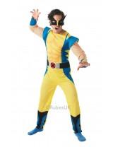 Mens Wolverine Costume