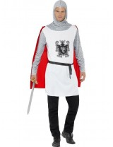 Mens Knight Costume, Economy