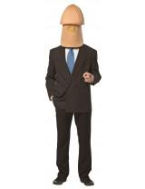 Mr D Head Hat