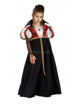 Girls Royal Vampira Costume