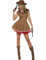 Fever Wild West Costume