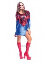 Ladies Adult Spider Girl Costume
