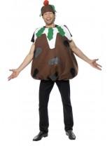 Christmas Pudding Costume, Adult