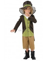 Boys Victorian Pickpocket Costume