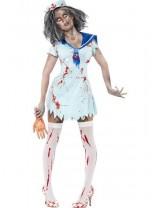 Zombie Sailor Costume, Female