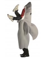 Man Eating Shark Costume for Adults