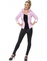 Grease Deluxe Pink Ladies Jacket Costume