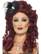 Mini Hat Hairclip
