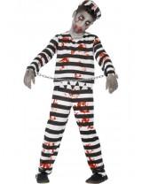 Boys Zombie Convict Costume