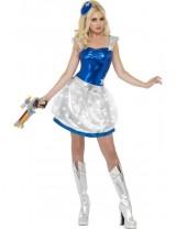 Fever Sci-Fi Light Up Costume