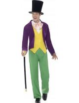 Roald Dahl Willy Wonka Costume