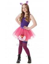 Cheshire Cat Tutu & Accessory Set Costume