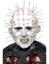 Mens Pinhead Mask