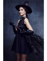 Ladies Fever Bewitching Vixen Costume
