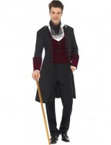 Male Fever Gothic Vamp Costume