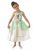 Girls Storytime Classic Tiana Costume