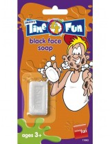 Black Face Soap