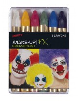 Carnival Greasepaint Crayons