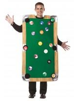 Pool Table Costume