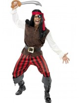 Pirate Ship Mate Costume