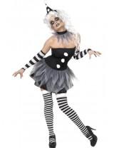 Sinister Pierrot Costume