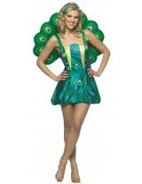 Ladies Peacock Costume