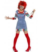 Chucky Costume - Ladies