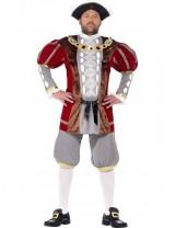 Mens Henry VIII Deluxe Costume