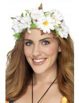 Daisy Floral Headband