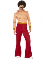 Mens Authentic 70's Guy Costume