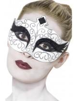 Gothic Swan Eyemask
