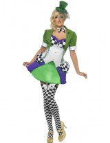 Fever Miss Hatter Costume
