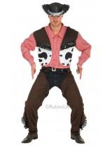Mens Cowboy Outfit