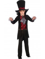 Boys Vampire Lord Costume