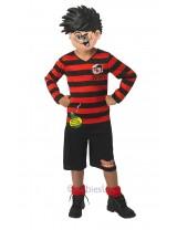Boys Dennis The Menace Costume
