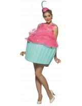 Sweet Eats Cupcake Costume