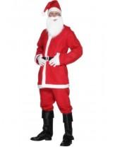 Santa Suit Costume - Men's