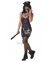 Ladies Sergeant Stop & Search Costume