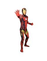 Iron Man Morphsuit Costume