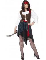 Ladies Pirate Costume
