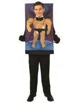 Teenie Weenies Male Stripper Costume