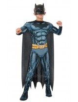 Childrens Deluxe Batman Costume