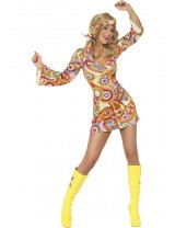 1960's Hippy Costume